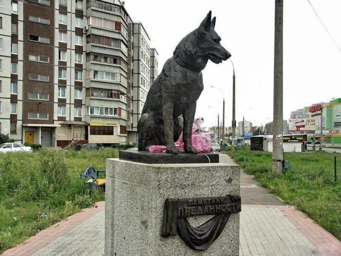 пес Верный