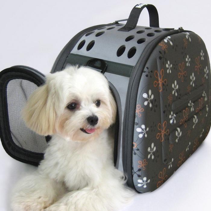 сумка для переноски собаки