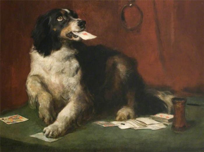 Обманщик, 1859 год.