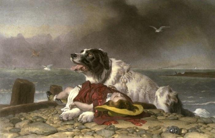 Спасатель, 1856 год