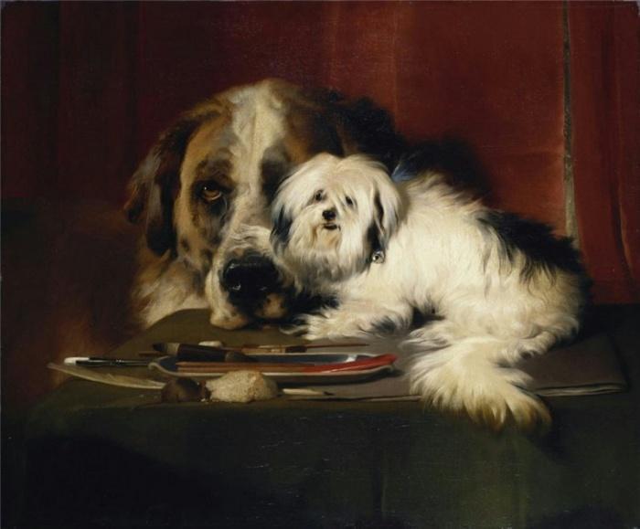 Насмешник,  1839 год.