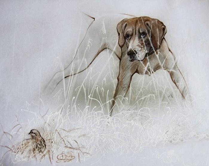 Олег Левин. Охота