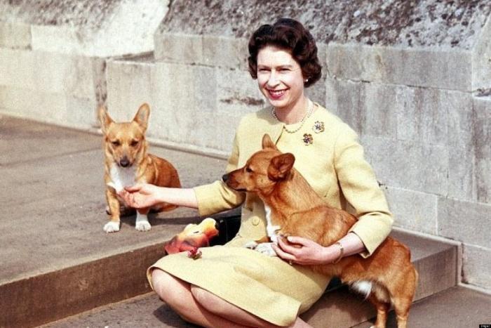 Молодость королевы Великобритании