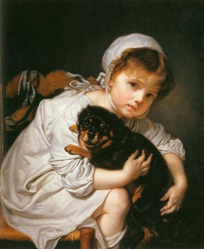 Любимая собачка