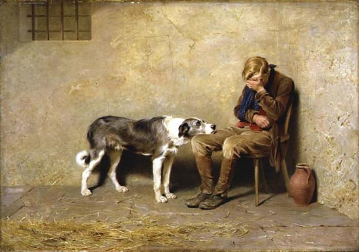 Скорбь и сострадание