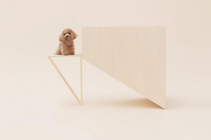 Новый домик для собаки