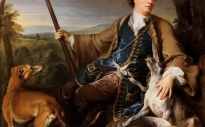 Собаки в натюрмортах Александра Франсуа Депорта