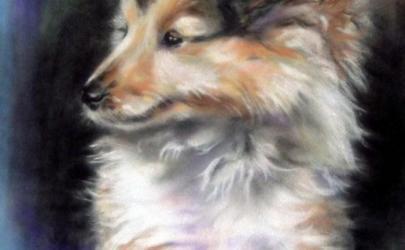 Собаки в картинах Пола Найта